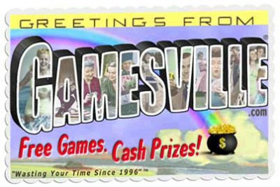 Gamesville Logo