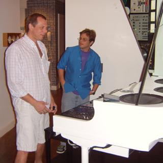 Gardner and Brian