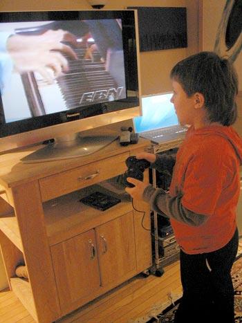 VJ Game Controller