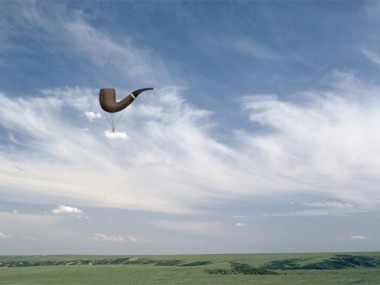 This is not a dirigible