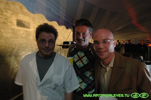 Brian Kane, Benton Bainbridge, Steve Nalepa
