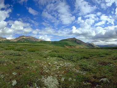 Polychrome Mountain