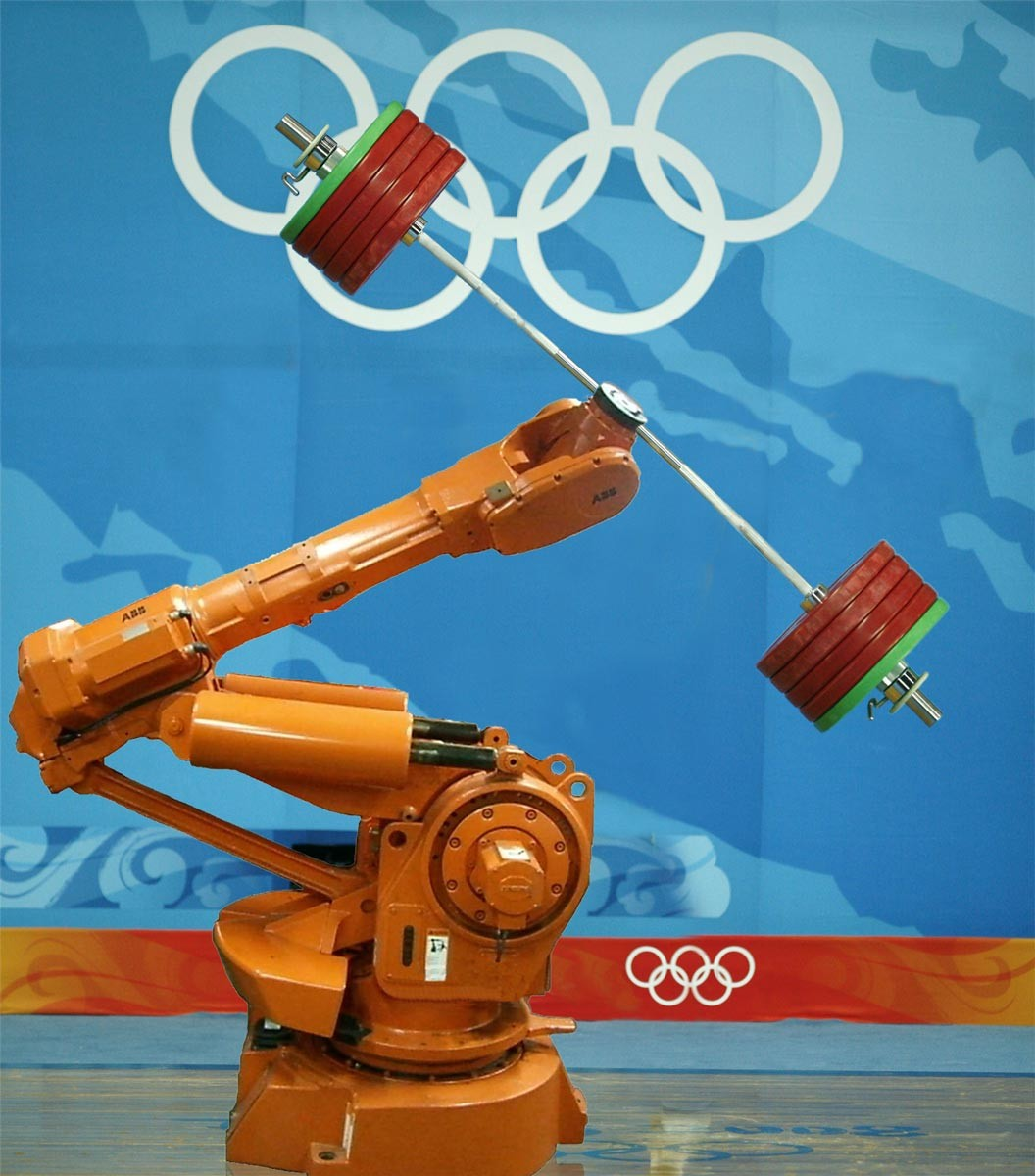 2012 Robot Olympics Weightlighting