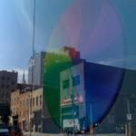 Reflection in Outside Window