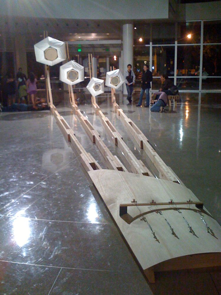 wind coil sound flow – Ken Gregory