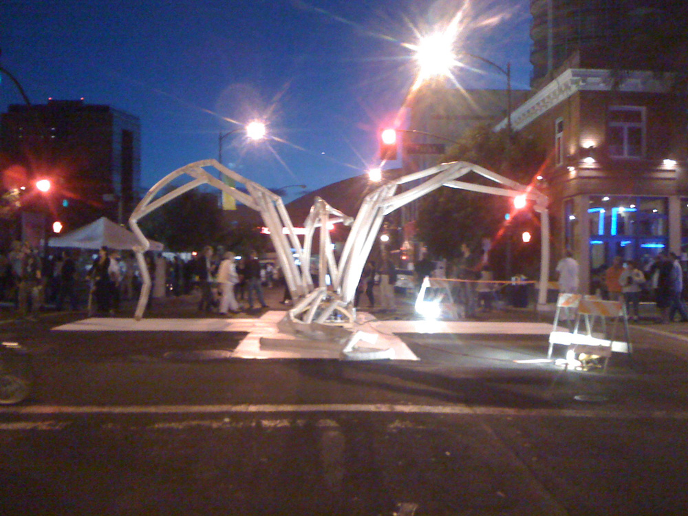 Inflatable Architecture – Chico MacMurtrie