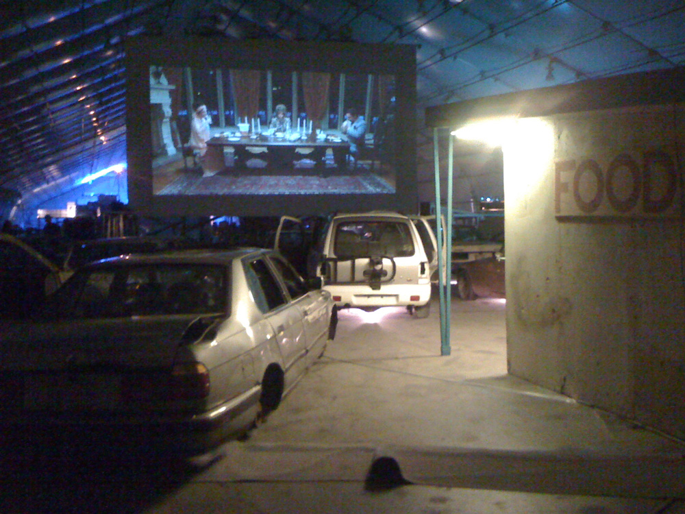 Empire Drive-In – Todd Chandler and Jeff Stark