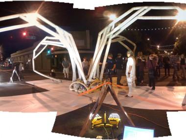 Zero1 San Jose – Absolute Zero – Chico Macmurtrie Inflatable Architecture