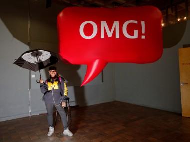 OMG! photo Lisa Loco