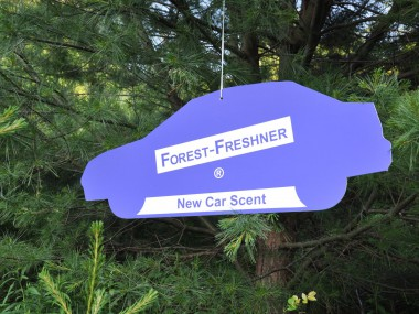Forest-Freshner New Car Scent