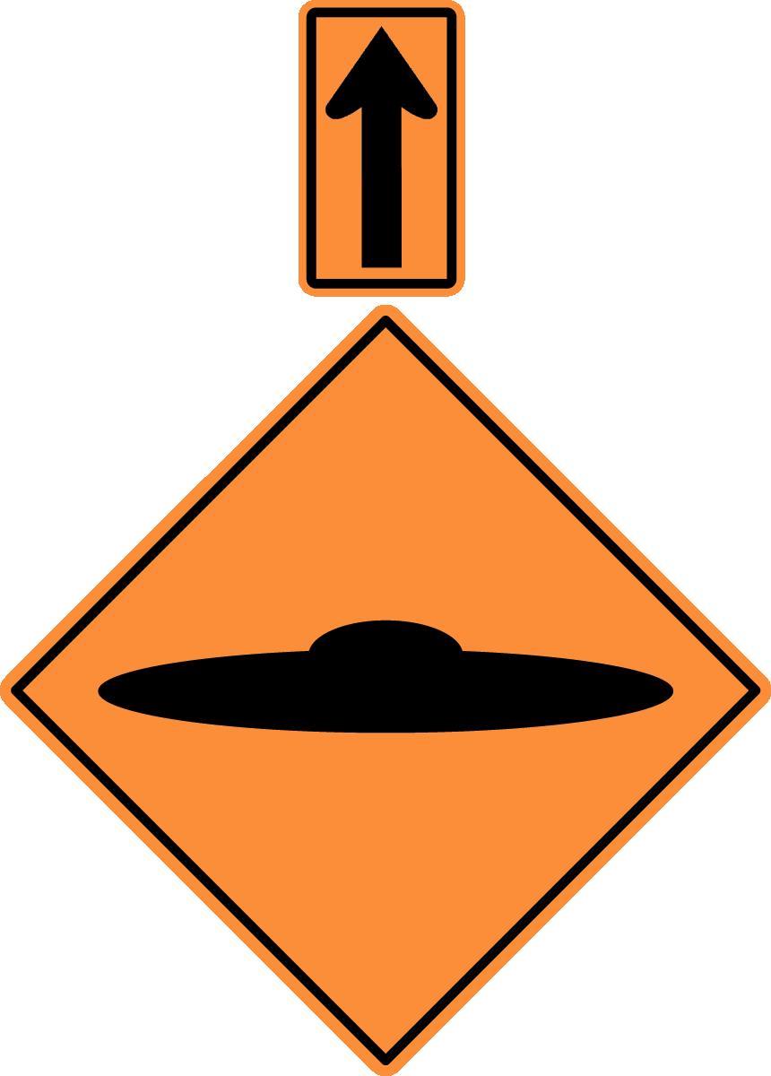 UFO Ahead