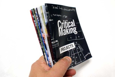 Critical Making, Concept Lab, Garnet Hertz