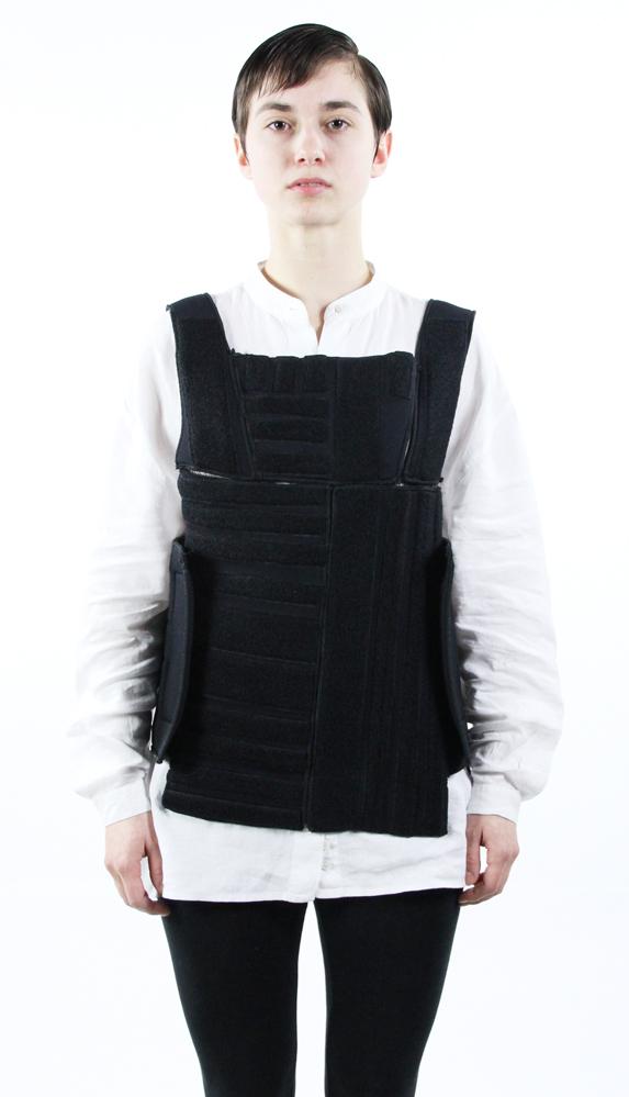 Wesley Chau - Music Vest