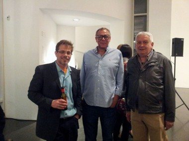 Brian Kane, Gardner Post, Eugeni Bonet, MACBA, Barcelona 2015