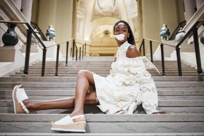 Ka Brianna Lee, Model: Sadé Butt