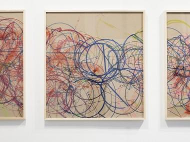 Brian Kane Drawmba Roomba Paintings