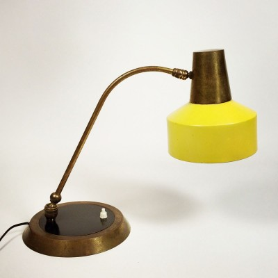 large-french-brass-and-bakelite-table-lamp-1960s-4